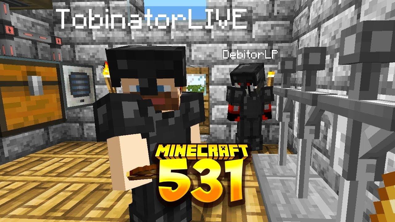 Vorbereitungen Für Deep Dark Minecraft Litw 531