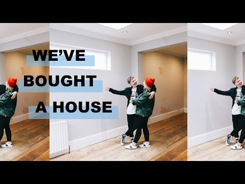 WE'VE BOUGHT A HOUSE TOGETHER ♥️
