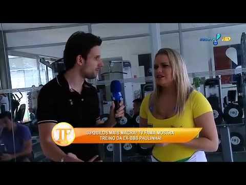 Ex-BBB Paulinha Revela Como Emagreceu 33 Quilos Em Sete Meses E Quer Ficar Com O