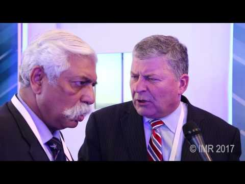 F16 - Maj Gen GD Bakshi, Editor IMR talks to Phil Shaw and Randall Howard