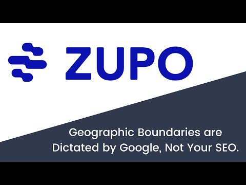Geographic Boundaries are Dictated by Google, Not Your SEO