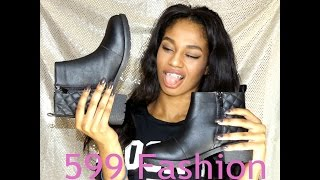 599Fashion Reviews  2018    Is 599Fashion Legit   Safe Site  599 Fashion com    Review   try on