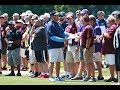Over 300 Coaches Attend Titans Coaching Clinic