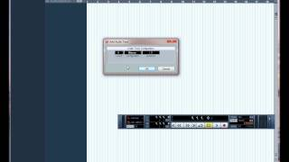 Lexicon Alpha - How to Record a Track in Cubase LE5