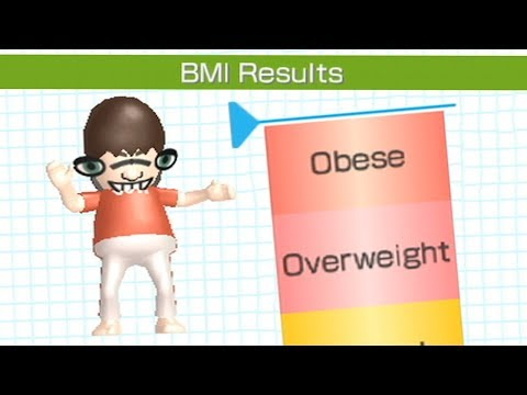 Finding the cure to Obesity in Wii Fit