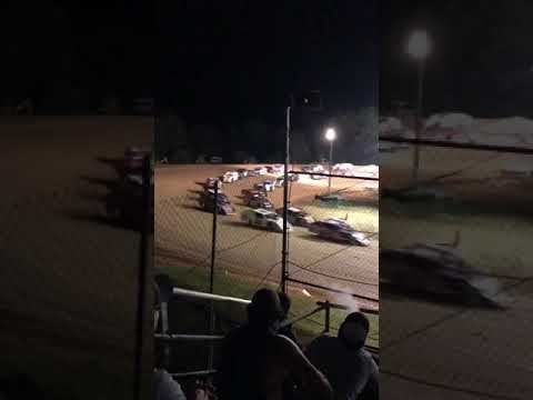 Spoon River Fall modified Tour First Lap