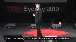 TED - Nigel Marsh (com legenda em português)