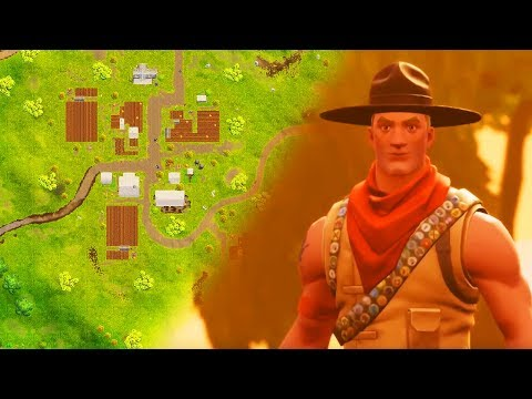 "NEW ""Wild West"" POI coming in Season 5.. (RIP Anarchy Acres 😢) 