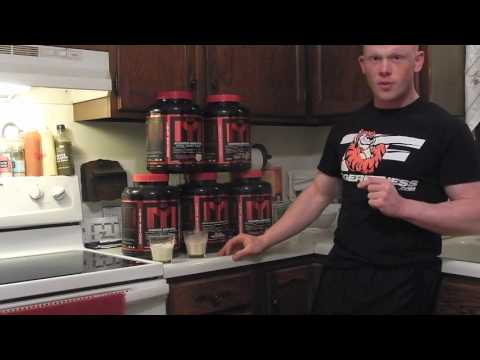 MTS Apple Pie and Birthday Cake Whey Review