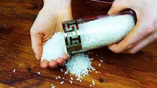 ОСОБЕННЫЙ РИС. Секрет приготовления мега вкусного риса!