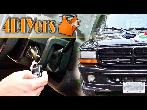 DIY: Dodge Keyless Entry Horn Chirp Enable/Disable