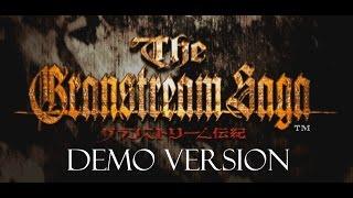 The Granstream Saga Demo Version - playthrough