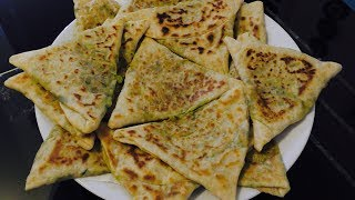 Video Bolani Recipe - Ramadan Special Recipe - Iftar Recipe - Afghani Snack Recipe download MP3, 3GP, MP4, WEBM, AVI, FLV September 2018