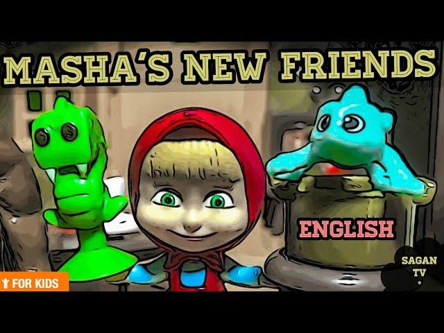 Animovane Rozpravky a Pohadky Masa a Medved * Masha and the Bear My new Friends