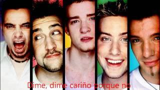 Tell me,Tell me... Baby- Nsync (Sub Español)