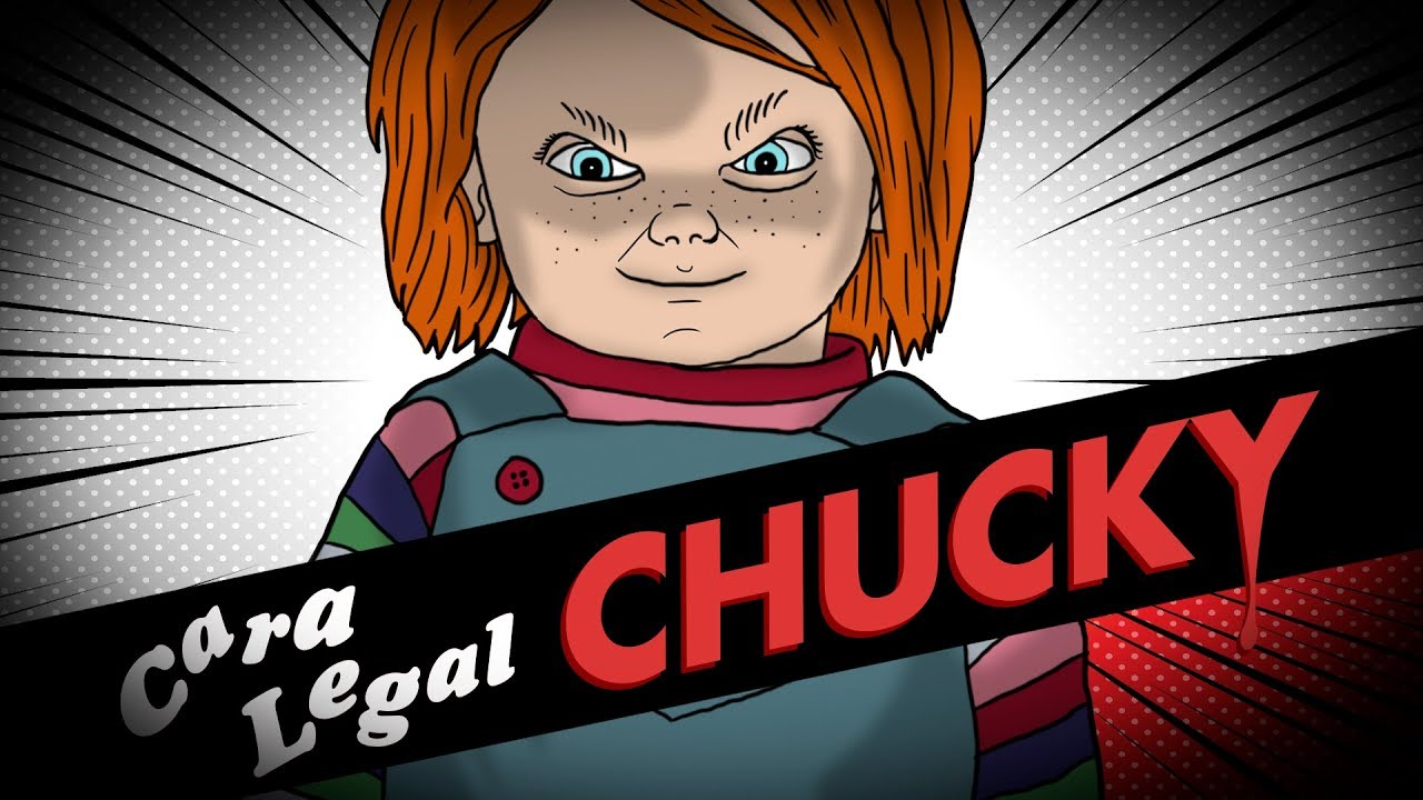 Quem é Chucky - Draw My Life com o Brinquedo Assassino 🔪✏️🎬