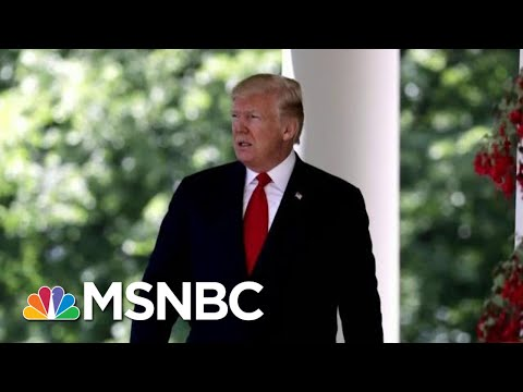 President Donald Trump Has 'Never Been Happier,' Yet Poll Numbers Sink | Morning Joe | MSNBC