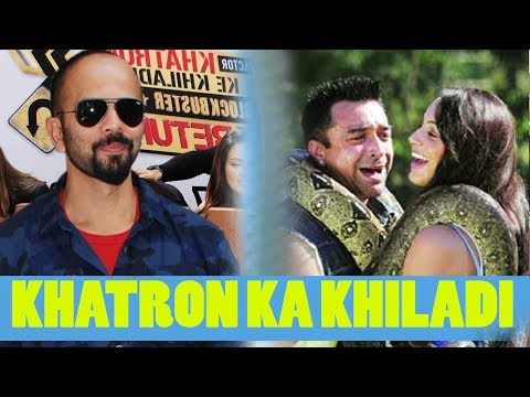 Khatron Ke Khiladi Special Screening Rohit Shetty With Team Khatron Ke Khiladi
