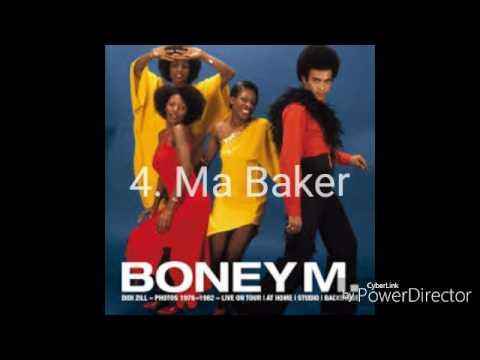 Boney M Instrumental Medley 1