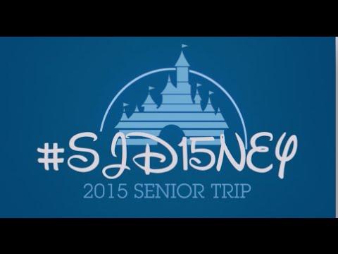 2015 Senior Trip