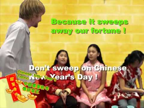 toms tefl chinese new year taboos superstitions youtube - Chinese New Year Superstitions