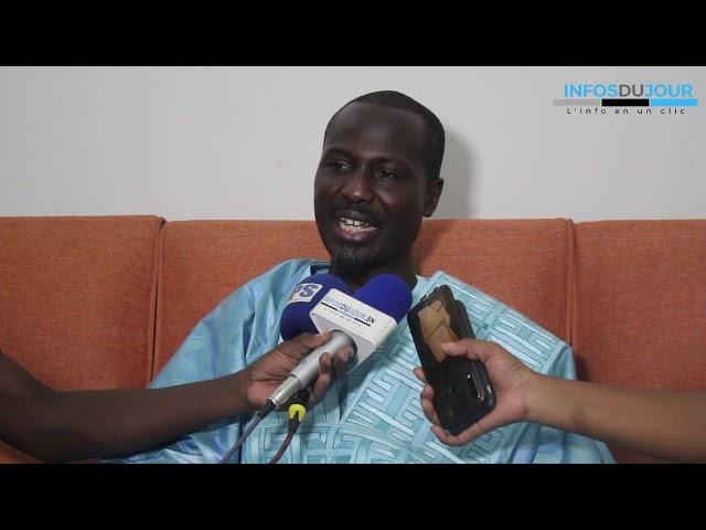 Cheikh Bou Diop chanteur religieux de Ndiassane