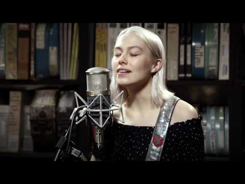 Phoebe Bridgers - Motion Sickness - 7/31/2017 - Paste Studios, New York, NY