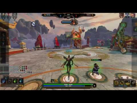 SMITE PS4 S4 Ranked Joust AMC (3/10 qualifying)