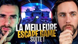 La meilleure Escape Game avec Skyyart ! Dungeon Prison 2 : Virtue sur Fortnite Créatif