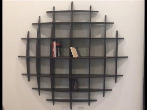 the best attitude e17d3 77fc1 circular bookshelf