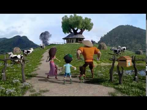 Love in farm Kun Bai hat Hello Kun
