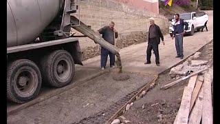 Завершился ремонт дорожного полотна в селе Верхний Юрт