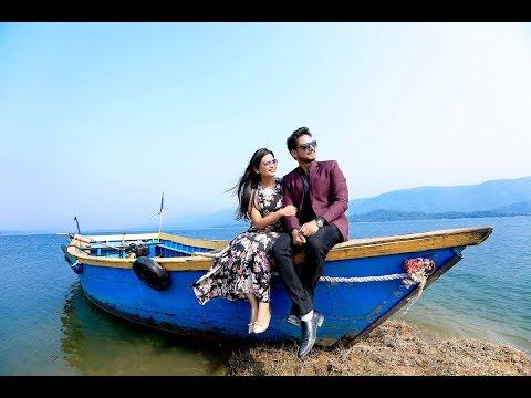 Beautiful Concept Pre Wedding Shoot | Ankur & Aditi 2017