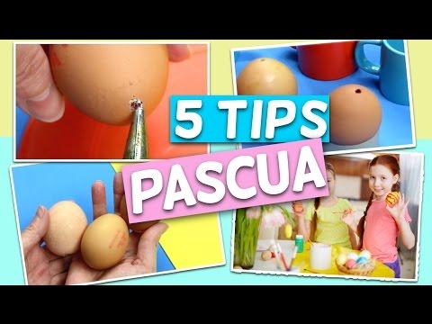 5 trucos para HUEVOS DE PASCUA
