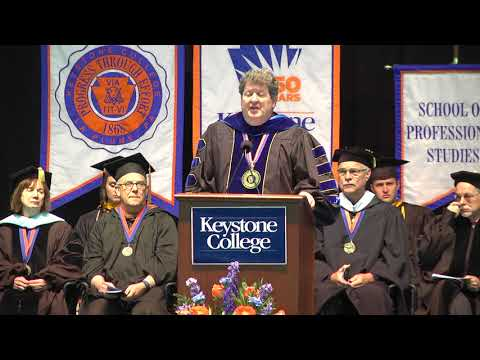 Keystone College's 147th Commencement Ceremony