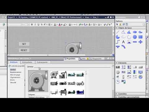 Siemens TIA Portal WinCC RT professional