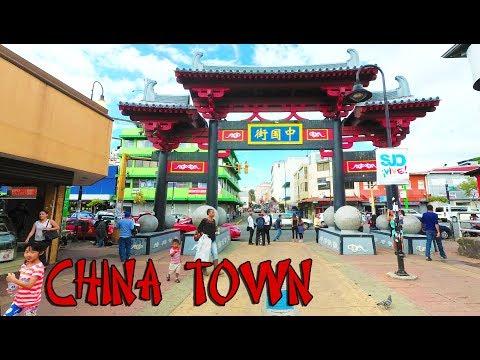 Costa Rica – China Town Walk – 2017 – San Jose 4K