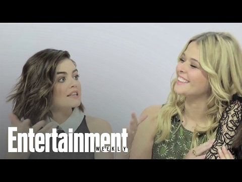 Pretty Little Liars Stars On Empowering Women Through Social Media | Entertainment Weekly