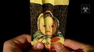 """Иллюзия упаковки шоколада """"Алёнка"""""""
