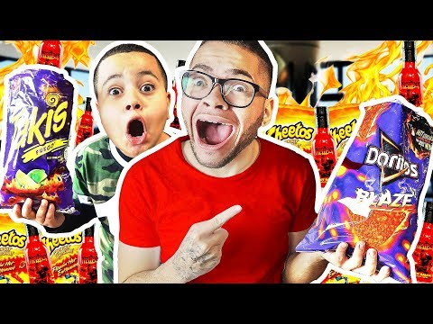 SPICY FOOD ONLY For 24 Hours - Challenge! LAST To Drink Water Wins $10,000 | MindOfRez