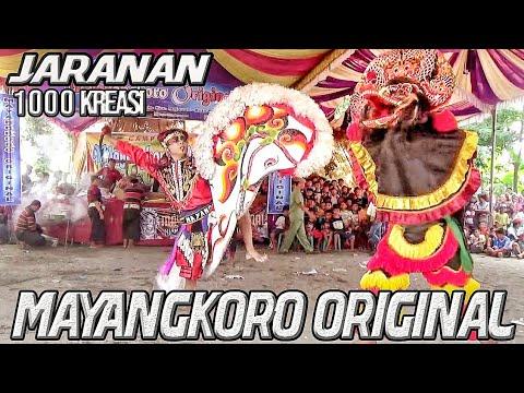 Jaranan Mantap Jiwa==Mayangkoro Original Live Sukorejo Perak == Full Solah & Ndadi