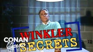 Celebrity Secrets: Henry Winkler Edition