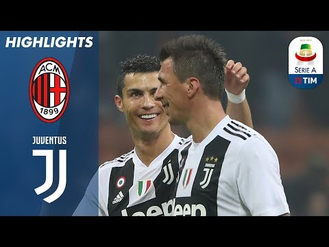 Milan 0-2 Juventus | Ronaldo And Mandžukić Stun San Siro | Serie A - Видео онлайн