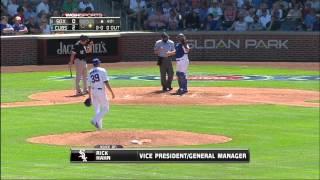 MLB: CHA AT CHN - March 27, 2015