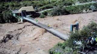 Tragédia em Machu Picchu