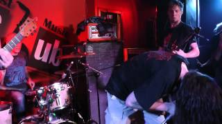 Clarence Boddicker - Live in FM Club 02.09.2012