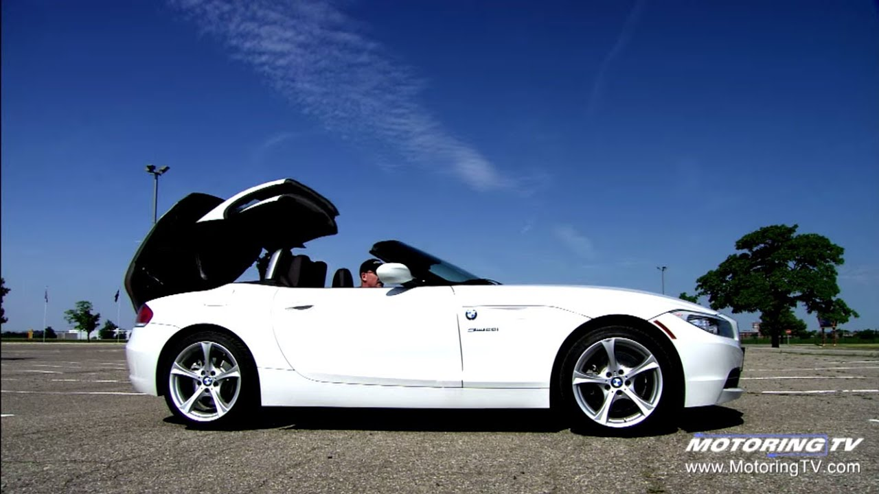 Test Drive 2012 Bmw Z4 Youtube