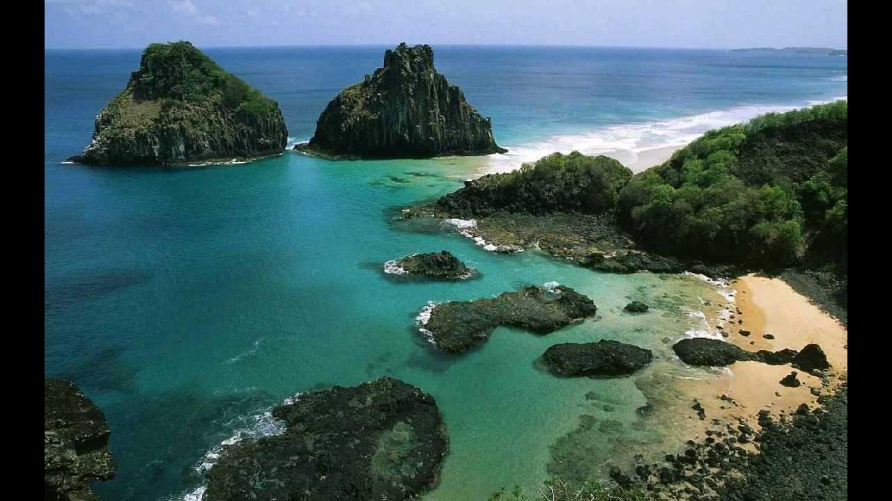 Brasil hermosos paisajes Hoteles alojamiento Vela YouTube