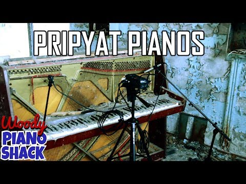 Sampling The Radioactive Pianos Of Chernobyl