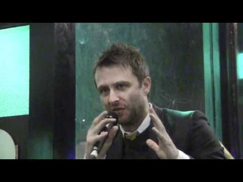 Chris Hardwick and Wil Wheaton give dating advice to nerds